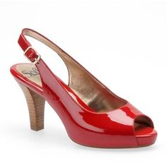 More red shoes