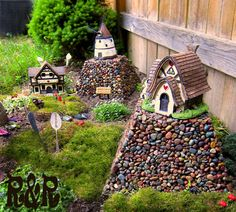 Idea to adapt for pebble covered garden pedestals