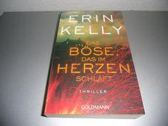 Erin Kelly-Das Böse, das im Herzen schläft  (2013, Taschenbuch)-Thriller!