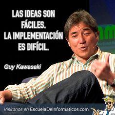 Guy Kawasaki  #motivación #tecnología