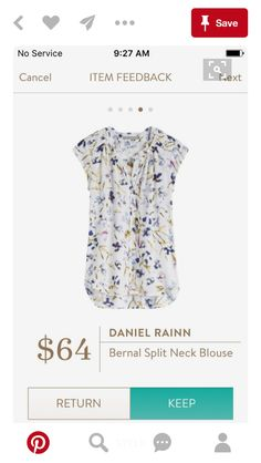 Gorgeous top for Spring #stitchfix #affiliate