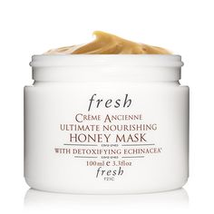 Editor's Tested: Fresh Creme Ancienne Ultimate Nourishing Honey Mask