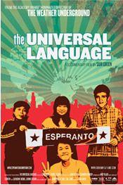 La Universala Lingvo estas nova dokumenta filmo de Oskar-premia nomumito Sam Green. La 30-minuta filmo kaj spuras la historion de Esperanto kaj estas portreto de la hodiaŭa Esperanto-movado. En ĉi tiu pionira dokumenta filmo pri la lingvo, Green kunplektas intervjuojn kaj portretojn: kiujn li filmis ĉe pluraj lastatempaj Universalaj Kongresoj kun trezoro da neniam viditaj arĥivaj bildoj pri Zamenhof kaj la frua Esperanto-movado. http://esperantodocumentary.com/eo/about-the-film