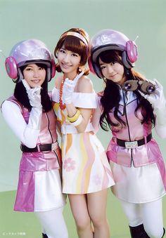 Yui Yokoyama, Yuki Kashiwagi, Minami Minegishi #AKB48
