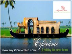 These kerala Houseboats invites you to enjoy in a fabulous way to explore the fascinating beauties of backwaters. Mystical Rose do all the facilities for your trip. For more visit: http://goo.gl/zPsKET