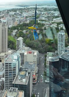 Sky Tower Auckland . . .