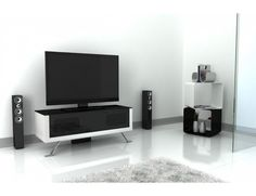 Elmob Arcadia 21 TV meubel HG Wit