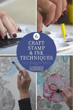 Learn these six must-know techniques for craft stamping and DIY home decor projects. The IOD Sisters teach you how to use their clear stamp sets and Artisan Inks to create depth, shading and more with this video tutorial. This post is perfect for DIY home decor, DIY wall art, stamped crafts and painting inspiration. Rustic Wood Walls, Rustic Wall Art, Diy Wall Art, Diy Wall Decor, Diy Home Decor Projects, Craft Projects, Decor Ideas, French Country Crafts, Iron Orchid Designs
