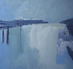 Steven Heffer , Newhaven V oil on canvas on ArtStack #steven-heffer #art