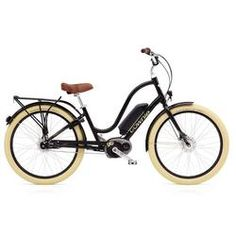 What a beautiful bicycle for ladies!  Take this on a cruise through the beautiful parks in Plano, Frisco, and McKinney. Find this at Richardson Bike Mark.