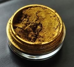 beauty bloggers have come together to promote our color choice for Fall '13, Antique Gold! Liquid Gold pigment by @Chrystal von Ward von Ward von Ward Miller tv is my personal pick. #antiquegold #falltrends #trends #fallcolor #colortrends