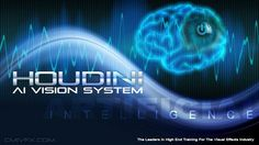 cmiVFX Releases New Houdini AI Vision Render System High Definition Training Videos for the Visual Effects Industry  ||||||||||||||||||||||  Houdini AI Vision Render System |||||||||||||||||||||| http://www.cmivfx.com/tutorials/view/488/Houdini+AI+Vision+System   Princeton, NJ (August 7th, 2012)' cmiVFX has released its first Artificial Intelligence Brain solution for SideFX Software's Houdini Animation Software Package. This video is a milestone in cmiVFX history, for it is currently ...