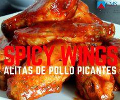 ALITAS DE POLLO PICANTES (Spicy Wings) Alitas de pollo con un marinado picante y salsa barbacoa.Alitas de pollo con un marinado picante y salsa barbacoa, precocinadas y ultracongeladas. http://cmslogistics.es/alitas-y-aperitivos/102-alitas-de-pollo-picantes-wings-spicy.html  #spicywings #chickenwings