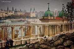 Stunning Budapest, Hungary Danube River Cruise, Capital Of Hungary, European River Cruises, Most Beautiful Cities, Budapest Hungary, Dream Vacations, Castles, Landscapes, Places To Visit