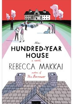 Author Rebecca Makkai is known for her delightful, whip-smart tales, told with a touch of whimsy.  Her latest novel is a witty mystery set at a countryside estate. College professor Zee Devohrs returns to live in her family's historic home Laurelfield, a former arts colony. Along with her comes her husband, Doug, who's determined to write a book about a long dead poet who once lived there.