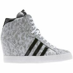 Adidas Originals Womens Basket Profi SNAKESKIN Trainers Sneakers Shoes 4 5 6 7 8