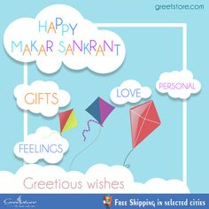 Sankranti, a festival of Sun is here! May this bring you more love and belongings! **Make Sweet.Gift Sweet** We are wishing you Greetious Makar Sankranti! Makar Sankranti, Buy Mobile, Mobile Covers, Cute Gif, Love Gifts, Home Accessories, Wish, All In One, Stationery