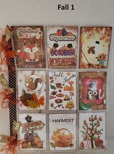 Items similar to Fall, Mixed Media, Altered, Pocket Letter on Etsy Pocket Scrapbooking, Scrapbook Paper, Pocket Letters, Artist Trading Cards, Happy Mail, Mixed Media, Lettering, Handmade Gifts, Holiday Decor