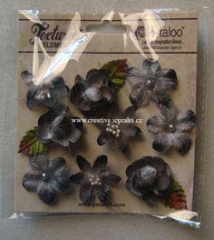 kytičky Mini B 9ks - / - kytičky Mini B 9ks - Gray / šedá Mini, Ethnic Recipes, Photos