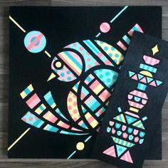 Acrylic paints on wood. #shisha  #art #wallart #mural #artist #streetart #streetarteverywhere #streetartist #me #love #pretty #design #graphicdesign #illustrator #photooftheday #beautiful #igdaily #igers #instadaily #pattern #420 #nawden #artcollective #artsy #geometric #decorate #linework #artoftheday #art_spotlight by nico_nicoson