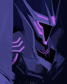 """heddarsketch: """" Soundwave Another 'con sketch because Transformers is all I seemed to feel like drawing last week! """""""