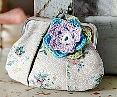 Free pattern: Beautiful blooms  - Simply Crochet