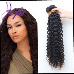 210.53$  Buy here - http://aliilo.worldwells.pw/go.php?t=32309567019 - 7A Deep Wave Wavy Malaysian Hair Virgin Hair 4 Bundles Sale Human Hair Weave Sew In Weave Hair Wet And Wavy Tight Curly Weave