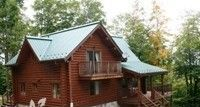 Blueberry Lake. Hot tub Rental Apartments, Ideal Home, Tub, Blueberry, Condo, Cottage, Cabin, Vacation, House Styles