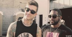 GIF - Austin Carlile - Of Mice & Men -