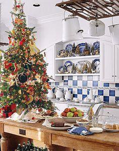 Inspire Bohemia: Traditional Christmas Trees