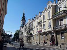 Sima Marković street, Belgrade