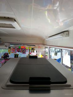 inside Kate's ices