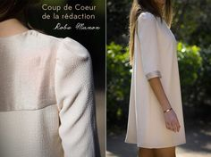 ©Les ateliers de Camille - Collection Capsule Mariage Civil - Roba Manon - leblogdemadamec.fr Summer Bridesmaid Dresses, Summer Dresses, Wedding Dresses, Hijab Fashion, Fashion Beauty, Womens Fashion, Fashion Trends, Little Dresses, Here Comes The Bride