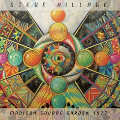 Steve Hillage - Madison Square Garden 1977 reviewed on Hifipig.com #music #musicreviews #DigThePig  Having recorded his first solo album Fish Rising while still a member of Gong, Steve Hillage wasted little time in recording a follow up after his departure from the band in 1976.  Decamping with partner Miquette Giraudy to Todd Rundgren's studio near Woodstock in New York State, the resulting album, L, was something of a masterpiece, showcasing Hillage's soaring, melodic guitar with.....