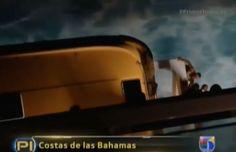 Captado En Video El Momento Que Un Hombre Se Cae De Un Crucero #Video