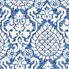SeaManufacturer: Scalamandre Brand: Scalamandre Collection: Chinois Chic Pattern Name: Surat Embroidery Pattern Number: SC 000327217 Color: Porcelainrch Results Upholstery Fabric Online, Bright Quilts, Embroidery Fabric, Drapery Fabric, Fabric Samples, Blue Fabric, Chinoiserie, Fabric Design, Porcelain