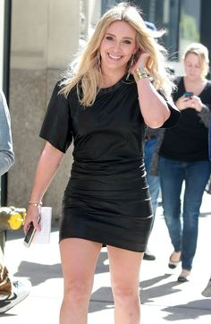 It's been 2 weeks since we had some Hilary Duff goodness, time to refuel - Hollywood Gossip   MovieHotties.com