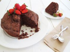 Best Chocolate Mud Cake recipe. I used this for our engagement cake.