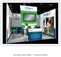 CP Kelco Rheology Nature Made Tradeshow Booth. For more CP Kelco Brand, check out our case studies page >> http://www.mopdog.com/ourwork/cpkelco-rheology-nature-made/