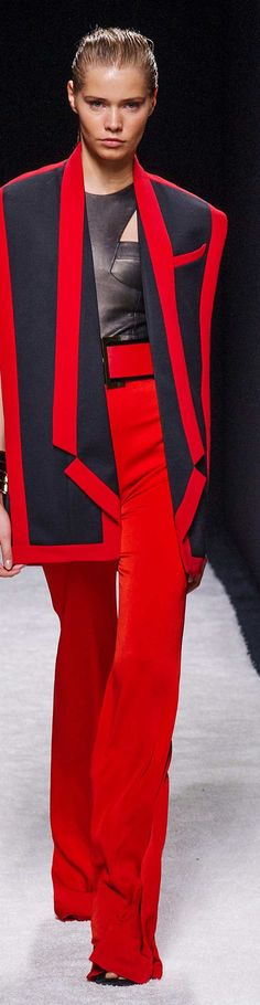 Balmain Collection Spring 2015