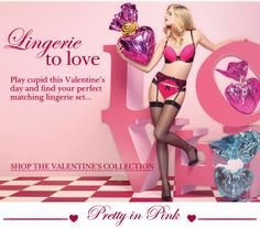 Boux Avenue Valentines!