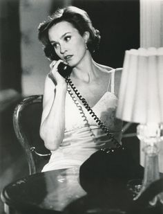 Jessica Lange in Cat on a Hot Tin Roof (1984)