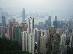 Victoria Peak #hongkong