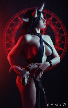Sukkubus by elenasamko.deviantart.com on @DeviantArt - More at https://pinterest.com/supergirlsart #cosplay #girl #fantasy