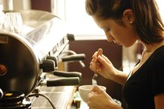 If you love coffee like Baristas love coffee, you'll know that each sip has its own character. Why do we love baristas? For their attention to detail.