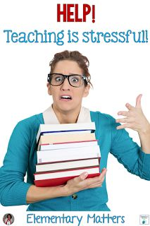 Many teachers are under chronic stress. This post tells many of the dangers of chronic stress, and has 20 different suggestions on how to cope with stress.