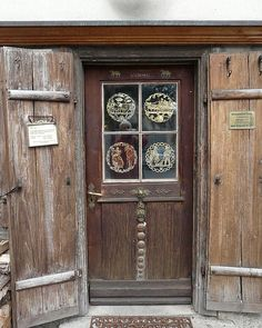door in Appenzell,Switzerland
