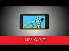 Nokia Lumia 520 - Video by Bằng Nguyễn