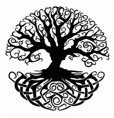 An article on the Tree of Life and how it relates to the Chakra System.
