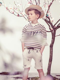 Boyswear at Shan and Toad online store for spring/summer 2015